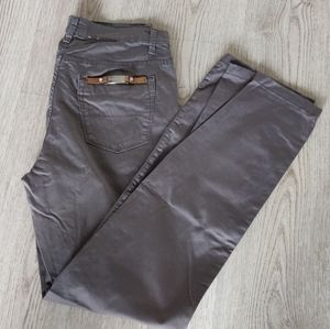 Trussardi Jeans (Italy), Classical, Olive colour